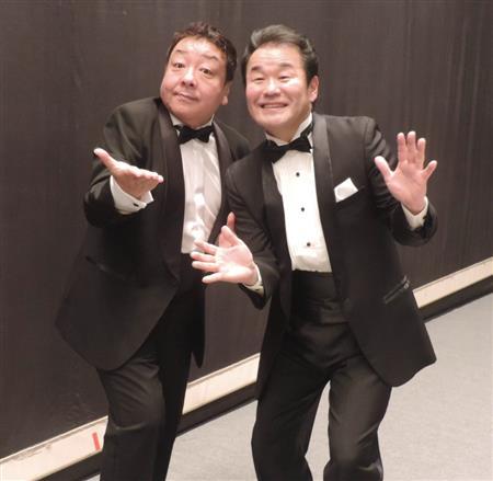 ノブ&フッキーが25周年記念公演...