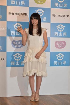 髪のアクセサリーが素敵な桜井日奈子さん