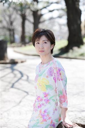 生稲晃子さんのポートレート