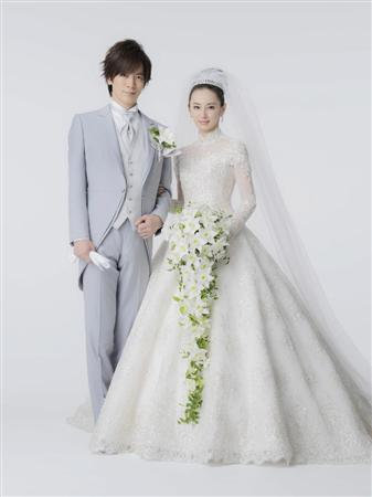 「北川景子 ドレス」の画像検索結果