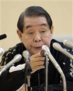 「決してクリーンとは言わないが…」山口敏夫元労相、都知事選出馬を表明