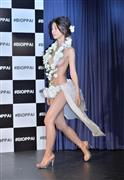 マギー、日本一の美乳を審査「自然な感覚で美しさ磨いてほしい」