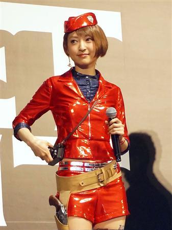 洋服が素敵な神田沙也加さん