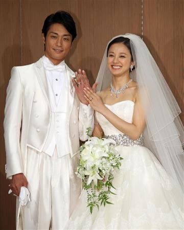 典子 結婚 中越