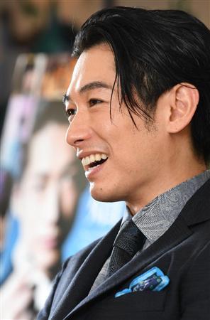 ディーン・フジオカ、笑顔で大阪凱旋「好きやで。ホンマやで
