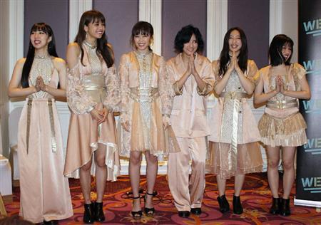 ファッションモデルの坂東希さん