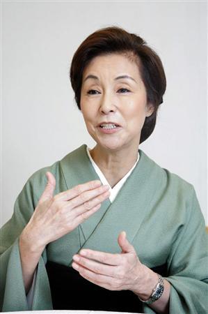 野際陽子さん、肺腺がんで死去 昼ドラ出演中に入院…復帰の願い叶わず ...