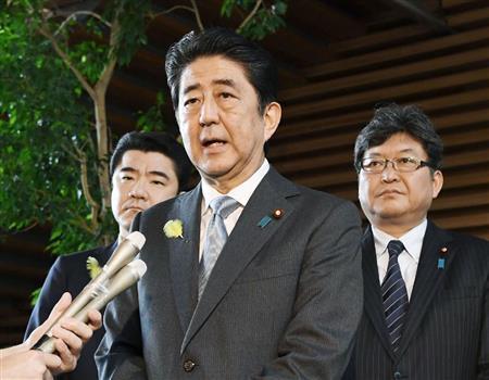 弾道ミサイル発射を受け…日本政府が北朝鮮に厳重抗議