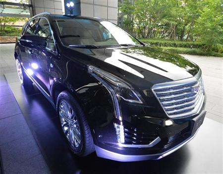キャデラックが新型SUV、10月に発売 燃費10%向上(画像3 ...