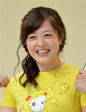 髪のアクセサリーが素敵な水卜麻美さん