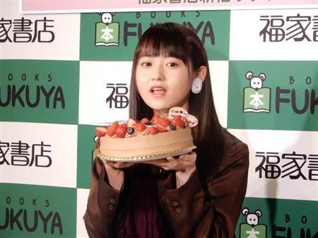 ケーキ大好き伊藤万理華
