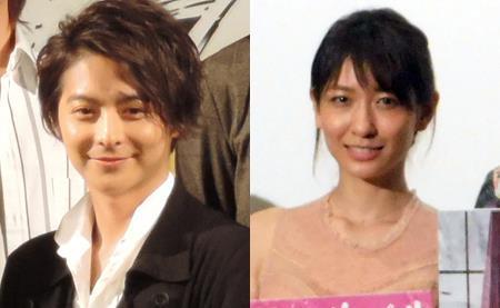 小池徹平、女優・永夏子との結婚を報告「温かく見守って