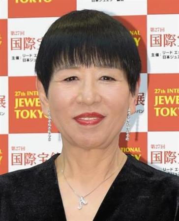 和田アキ子が「眼瞼下垂」の手術を報告「まだ腫れは残ってます