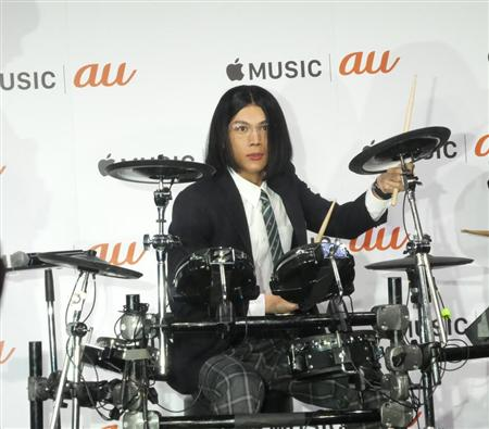 中川大志、CMでも演奏したドラム披露に「半分CGなのがバレてしまう」 , 芸能社会 , SANSPO.COM(サンスポ)