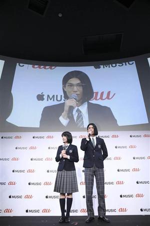中川大志、CMでも演奏したドラム披露に「半分CGなのがバレ