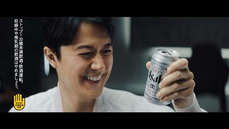 アサヒ スーパー ドライ cm 乃木坂