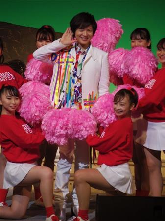 竹島宏、自身初のドラマ主題歌に「エールをもらっています