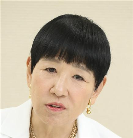 和田アキ子、眼瞼下垂の修正手術を公表「自分の目が嫌で落ち込ん