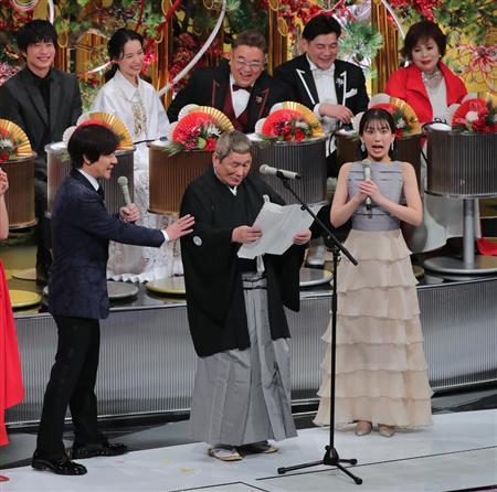 乱入したビートたけし|第70回NHK紅白歌合戦は白組… 写真17/47|SANSPO.COM(サンスポ)