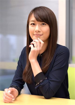 大島由香里アナ、生放送での離婚話題に笑顔で対応「本当にすみません ...