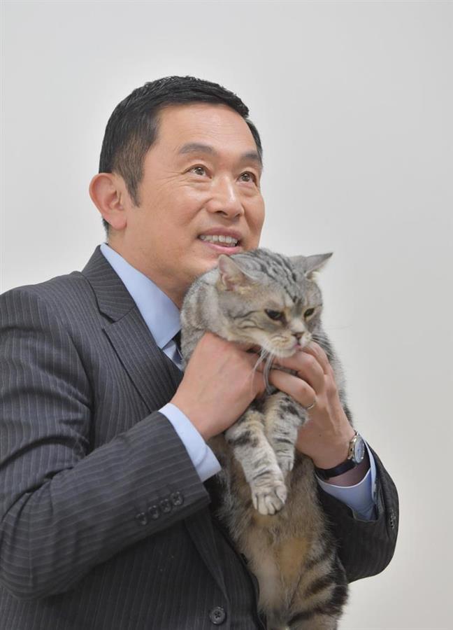 課長 捜査 猫 一
