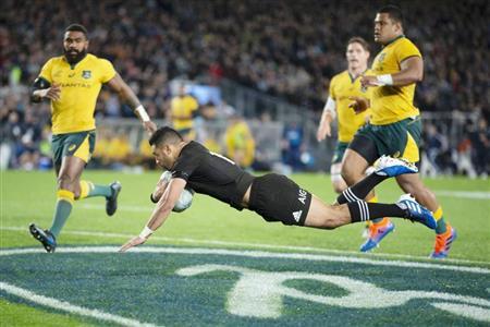 ウェールズが初の世界1位へ NZ王座陥落、豪州に圧勝でカップ保持も
