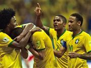 ブラジル代表、コパ・アメリカに...