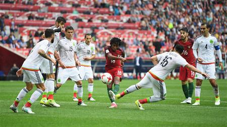 まさかの1日2試合…コンフェデ杯4位のメキシコ、同日にパラグアイと対戦