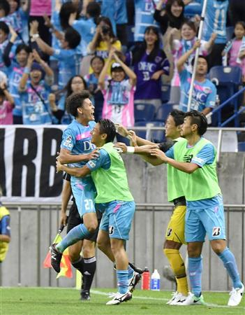 【サッカー】J1 鳥栖18歳 FW 田川が2ゴール「自信につながる」