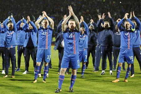 """史上最少国""""アイスランドが初W杯..."""