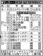 森保J、9日vsエルサルバドル 日本とは初対戦森保J、9日vsエルサルバドル 日本とは初対戦