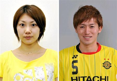 潮田玲子、柏・増嶋と誕生日に結婚発表