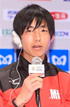 松村、2年前の再現誓う「過去の自分を超える」/マラソン(1)