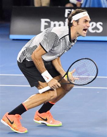 フェデラー、ローズウォールに次ぐ高齢王者に/全豪テニス - SANSPO ...