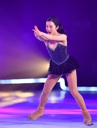 本田真凜のスケート