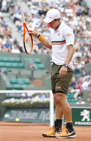 A・マリー、錦織を警戒「ケイはクレーコートで非常にいいプレーする」/全仏テニス