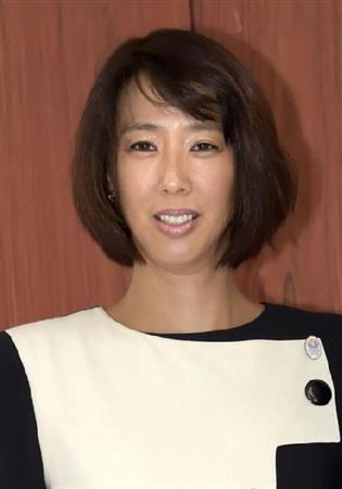 JOC新理事に小谷実可子さん、荒木田裕子さんの就任有力 女性の役員 ...