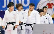 南北「コリア」銅に喜び 準決勝では日本に敗戦/柔道