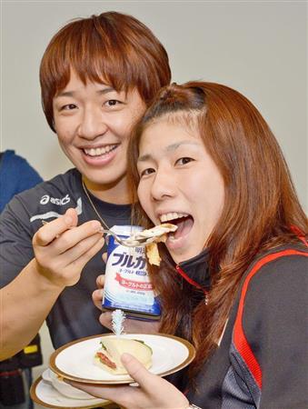 浜口京子さん、沙保里さんの引退会見に涙「言葉ひとつひとつが ...