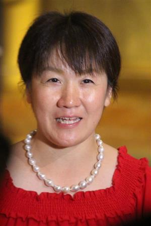 谷亮子さん、世界選手権代表にエール「一戦必勝」/柔道