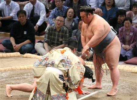相撲 結果 遠藤