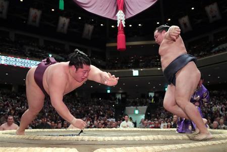 相撲 遠藤