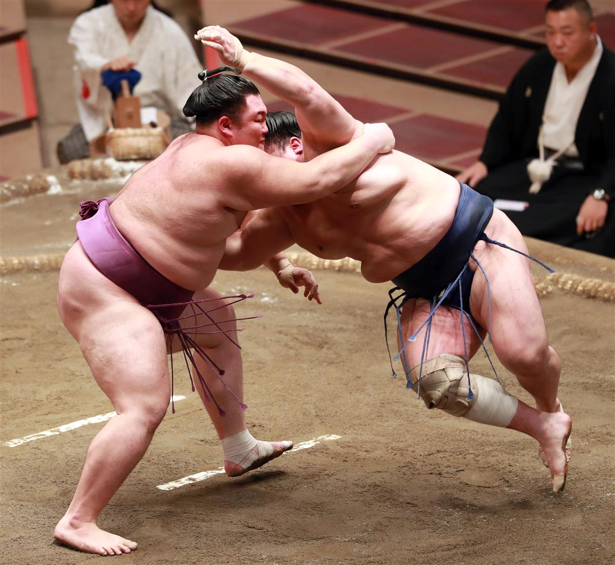 朝乃山、照ノ富士に恩返しを 本場所は初対戦、春場所前に助言/7月 ...