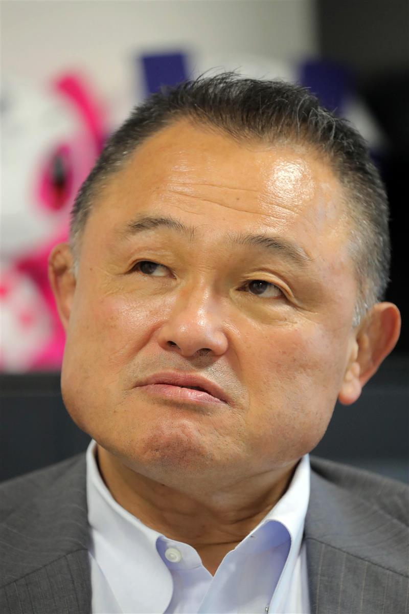 新会長選考の第2回会合が終了 山下泰裕会長「何も話せません ...
